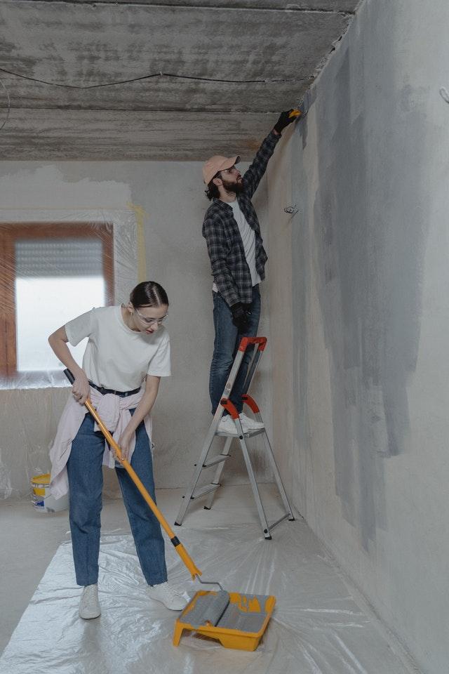 Paint A Wall Like A Pro
